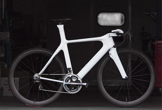 велосипед, созданный под вдохновением Toyota Prius